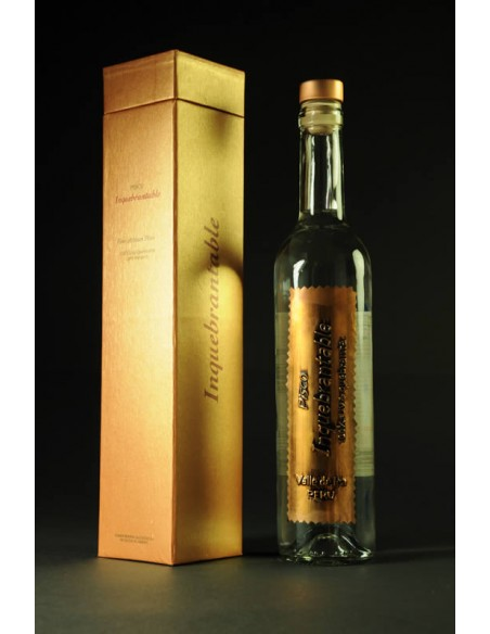 Pisco Inquebrantable Mosto Verde Italia Botella 50cl